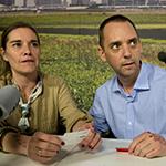 Judith Spiegel en Boudewijn Berendsen terug uit Jemen