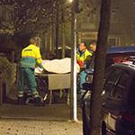 Vrouw ernstig gewond na val van trap in de Obistraat