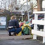 Scooterrijdster gewond na ongeval op de Prinsenbrug in Haarlem
