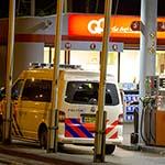 Texaco tankstation aan de Europaweg in Haarlem overvallen