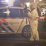 Man doodgeschoten in de Slauerhoffstraat in Amsterdam