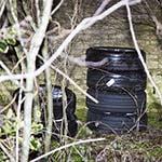 Inbrekers gezocht na mishandeling in Velserbroek