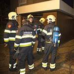 Veel rookontwikkeling bij woningbrand aan de Bomanshof