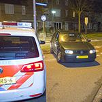 Personenauto klemgereden in Hoofddorp na achtervolging vanuit Haarlem