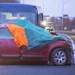 Man overleden bij ongeval op de A22
