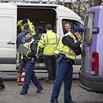 Grote controle-actie in Velsen