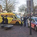 Scooter rijdt door na aanrijding oudere man in Heemstede
