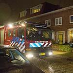 Brand in afzuigkap van woning aan de Schoterveenstraat in Haarlem