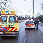 Meisje loop hoofdletsel op bij ongeval op de Heemsteedse Dreef