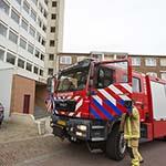Pannetje zorgt voor rookontwikkeling in appartement aan de Favaugeplein
