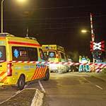 Treinverkeer Haarlem - Leiden stil na ongeval in Vogelenzang