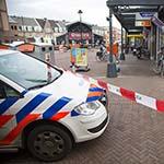 Overval op tabakszaak aan het Gildenplein in Heemskerk