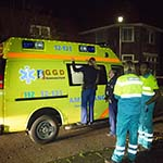 Overval en schietincident in Haarlem