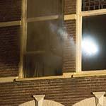 Woningbrand aan de Generaal Joubertstraat in Haarlem