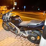 Motorrijder gewond na ongeval op de Amsterdamseweg