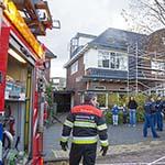 CV ketel ontploft in woning aan de Molijnstraat in Haarlem
