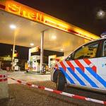 Gewapende overval op tankstation in Nieuw-Vennep