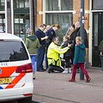 Kind aangereden door een snorscooter op het Spaarne in Haarlem