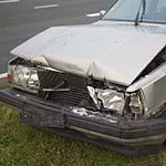 Veel schade bij kop-staart aanrijding op de Westelijke Randweg