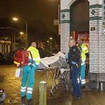 Ernstig gewonde bij steekpartij in Haarlem-Noord