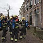 Waterkoker in de brand gevlogen in woning aan de Bakenessergracht