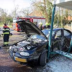 Ravage na ongeval in Heemstede, automobilist ervandoor