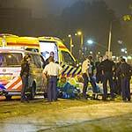 Man overleden na staande houding door politie in Haarlem