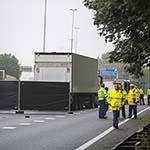 A9 dicht na dodelijk ongeval bij Amstelveen