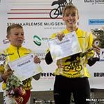 Emma Kostelijk en Sven Edam winnen de Haarlemse Muggenronde