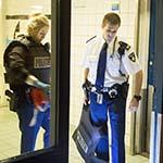 Vijf gemaskerde mannen overvallen woning in IJmuiden