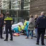 Man ernstig gewond bij opstootje op perron station Haarlem