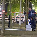 Politieonderzoek na melding schietpartij Lambertus Zijlplein