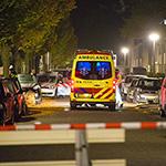 Man neergeschoten aan de Marga Klompenlaan in Amsterdam