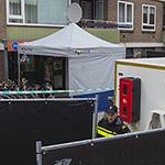 Man overleden na steekincident fietsenwinkel Jan Tooropstraat